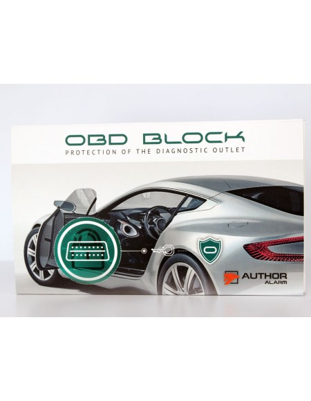 AUTHOR OBD BLOCK