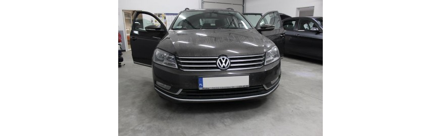 VW Passat B7- audio