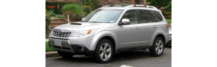 Subaru Forester 2012 - Multimedia