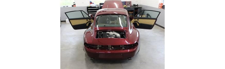 Porsche 911 (993) - Audio + PDC