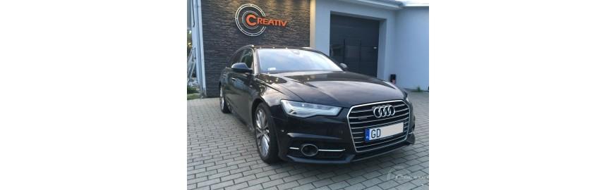Audi A6 C7 - poprawa fabrycznego systemu audio.