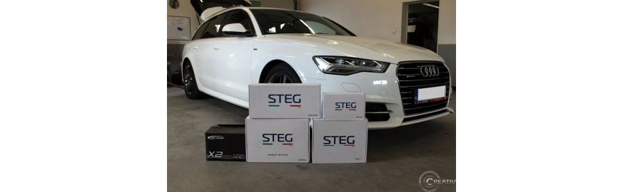 AUDI A6 C7 - audio upgrade