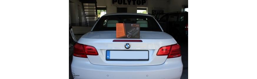 BMW E93 LCI - poprawa audio Plug and Play + Czujniki parkowania