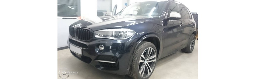 BMW X5 F15 - audio