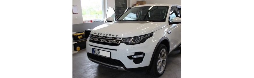 LAND ROVER DISCOVERY 4 - multimedia