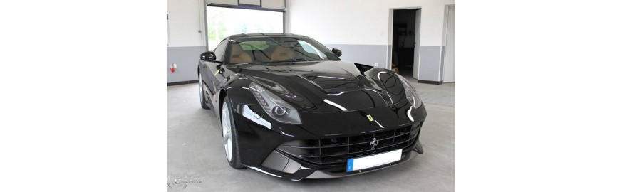 Ferrari F12 Berlinetta - piękna bestia i High-End Audio