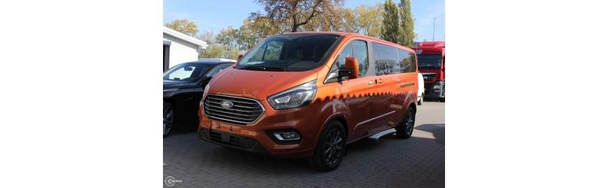 Ford Tourneo Custom - pełne doposażenie