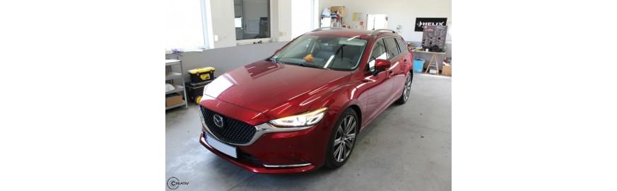 Mazda 6 - kompletne wygłuszenie