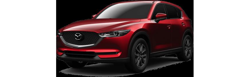 Mazda CX-5 - wygłuszenie