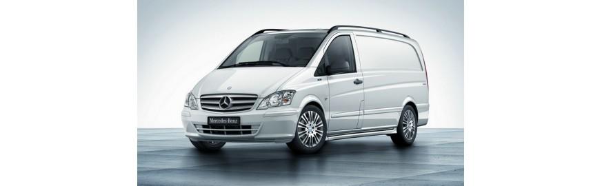 Mercedes Vito - multimedialny Van