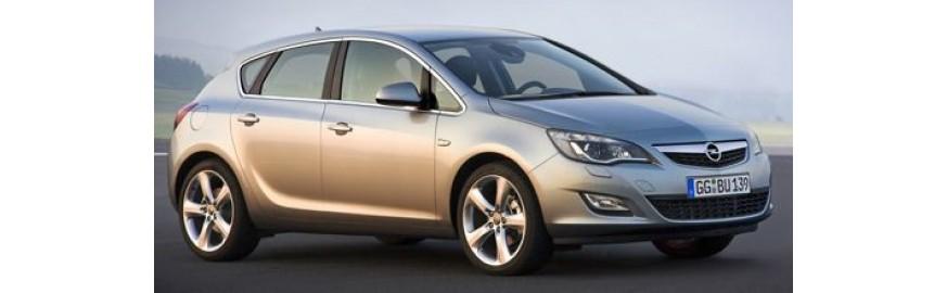Opel Astra IV - poprawa fabrycznego audio