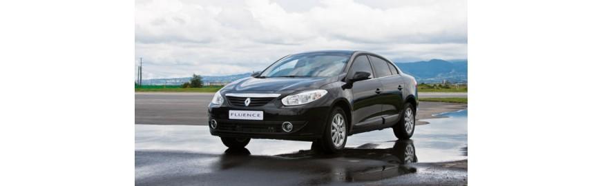 Renault Fluence 2011 - montaż haka