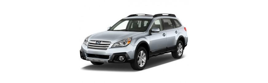 Subaru Outback - wyciszenie