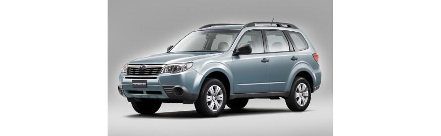 Subaru Forester 2008 - multimedia+kamera cofania
