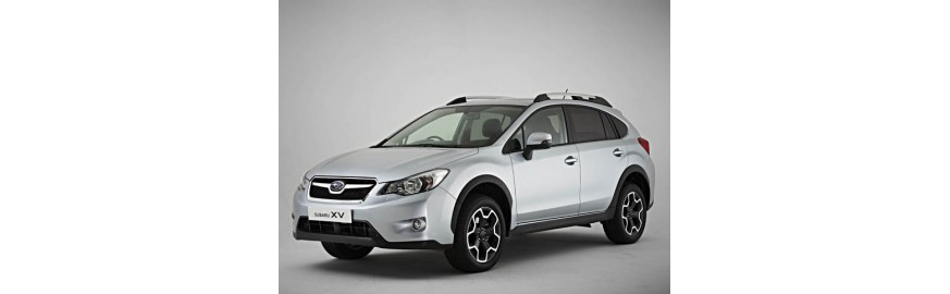 Subaru XV 2012 - montaż stacji nawigacyjnej 2DIN Pioneer