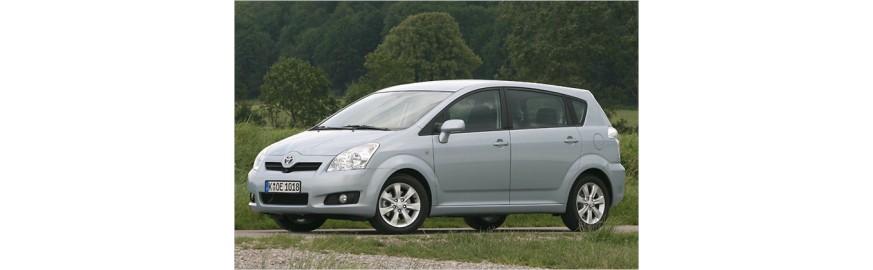 Toyota Corolla Verso 2003 - stacja nawigacyjna 2DIN