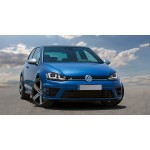 VW Golf VII R - audio