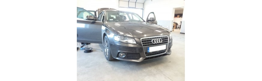 Audi A4 b8 - audio