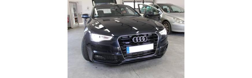 Audi A5 2013 - doposażenie w czujniki parkowania