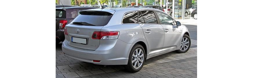 Toyota Avensis- wyciszenie, audio, multimedia