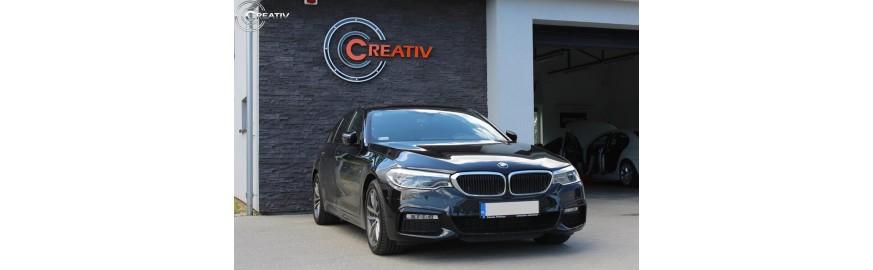 BMW 5 G30 - zabezpieczenie Can Immobilizer