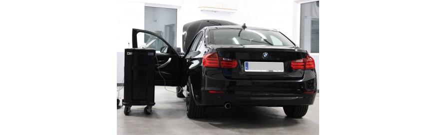 BMW 3 F30 - doposażenie