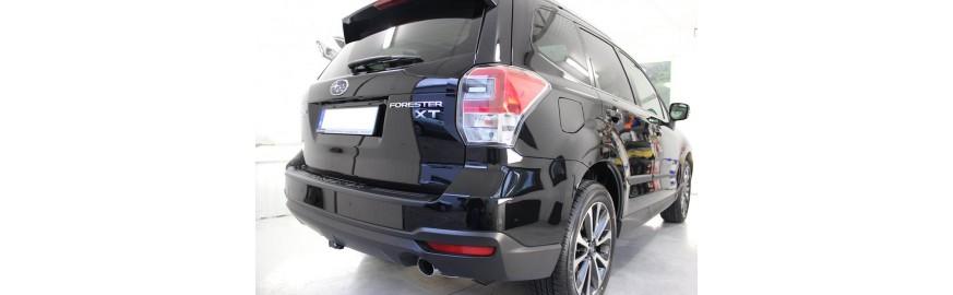 Subaru Forester- wyciszenie w wersji Light
