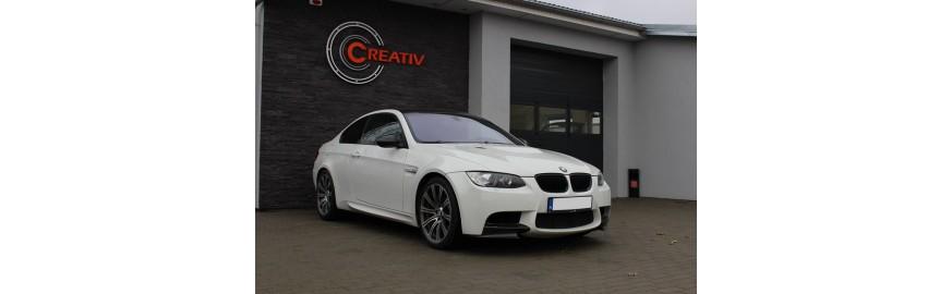 BMW M3 E92 - doposażenie