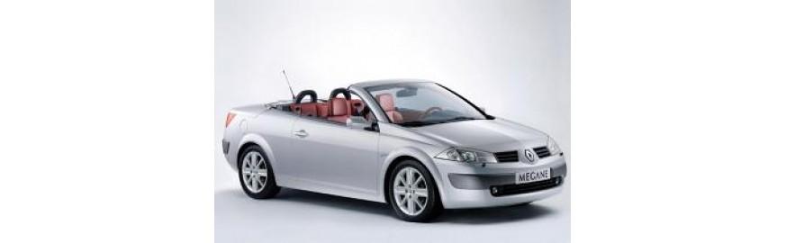Renault Megane II Cabrio- subwoofer