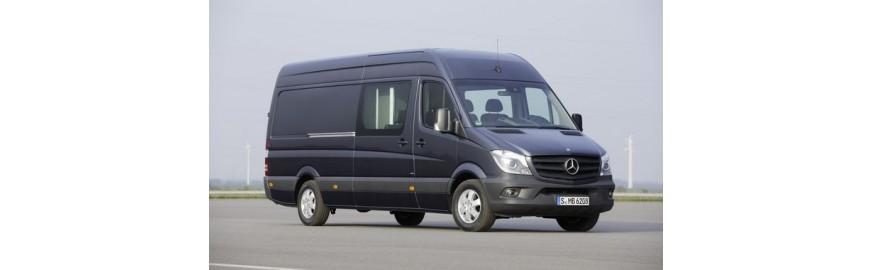 Mercedes Sprinter 2012 - multimedia + kamera cofania