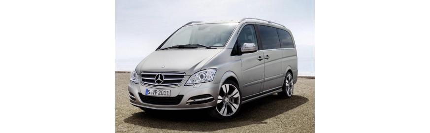 Mercedes VIANO 2012 - multimedia + audio