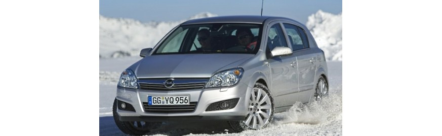 Opel Astra III - Audio + Multimedia