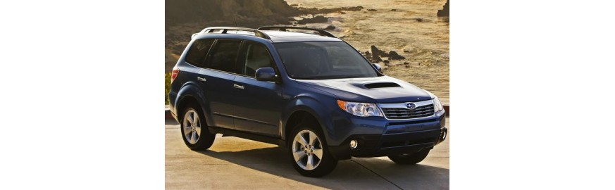Subaru Forester 2011 - multimedia
