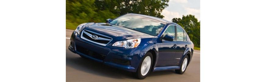 Subaru Legacy - poprawa  systemu audio