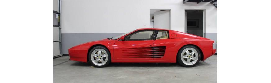 Ferrari Testarossa- wzmacniacz z DSP i głośniki