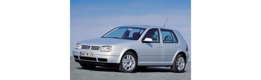 VW GOLF IV - zabudowa bagażnika