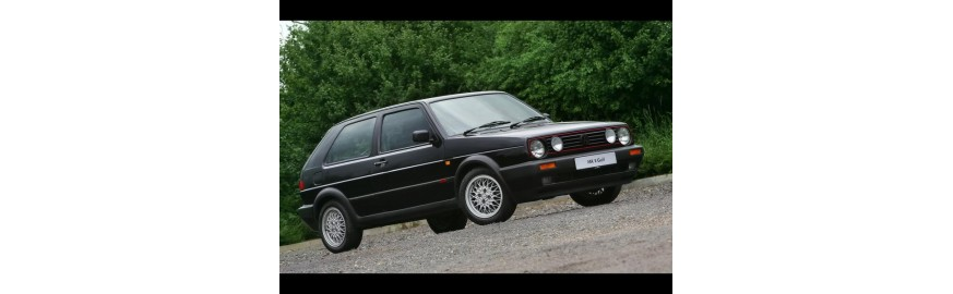 VW GOLF II - audio AudioSystem