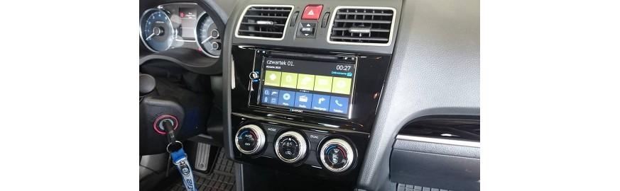 Subaru XV - radio 2 DIN