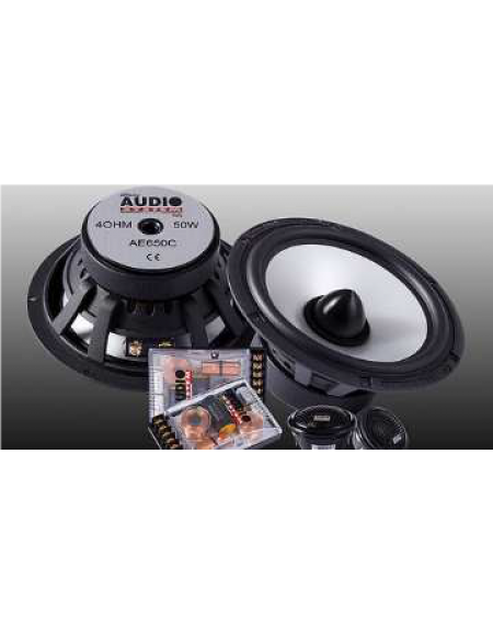 Audio System Zestaw 2-drożny 165mm High-End AE650C