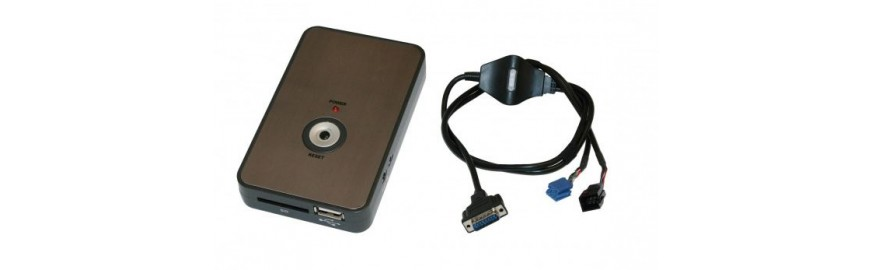 Zmieniarki Cyfrowe USB (0)