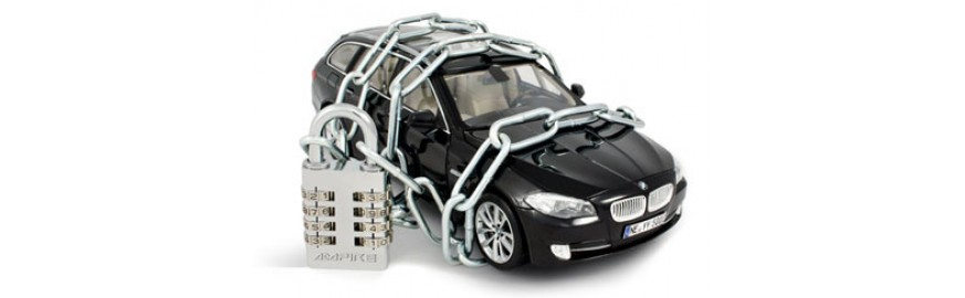 Zabezpieczenia Pojazdów
