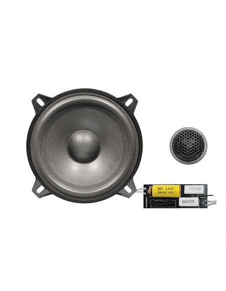 AMPIRE 2-drożny system głośników , 130mm serii SC