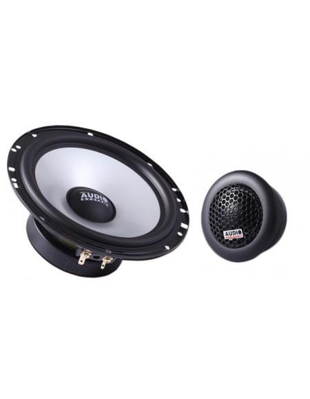 AUDIO SYSTEM Zestaw głośników AS650C 165 mm