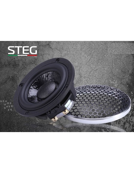 "Głośniki średniotonowe 3"" High-End - STEG ME30"