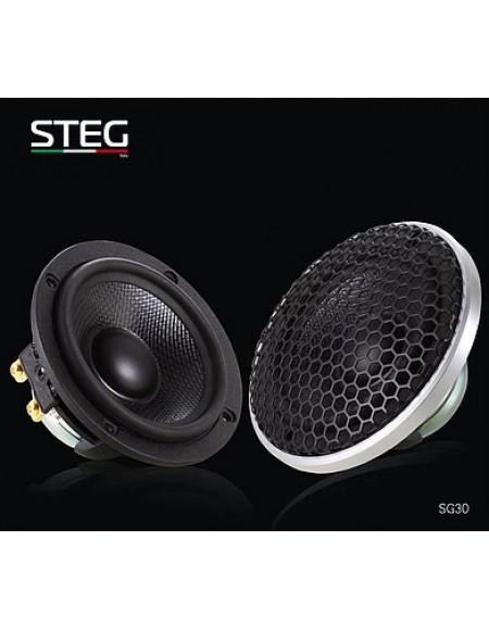 "Głośniki średniotonowe 3"" - STEG SG30"