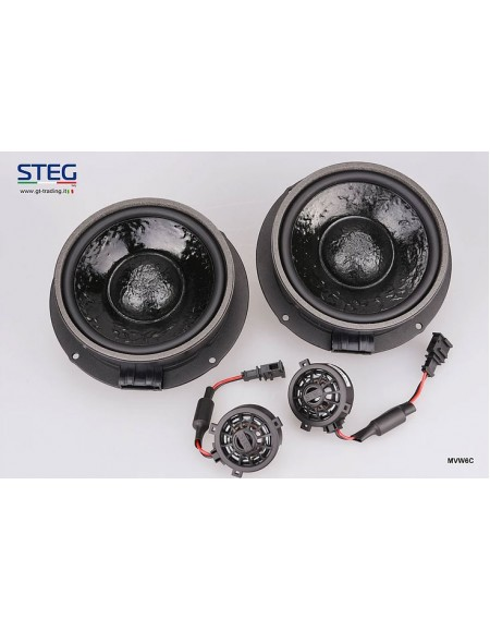 STEG Zestaw głośników Plug and Play do VW