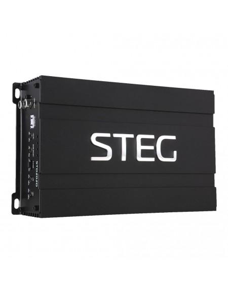 Wzmacniacz 2 kanałowy - STEG DST202D, STD202D