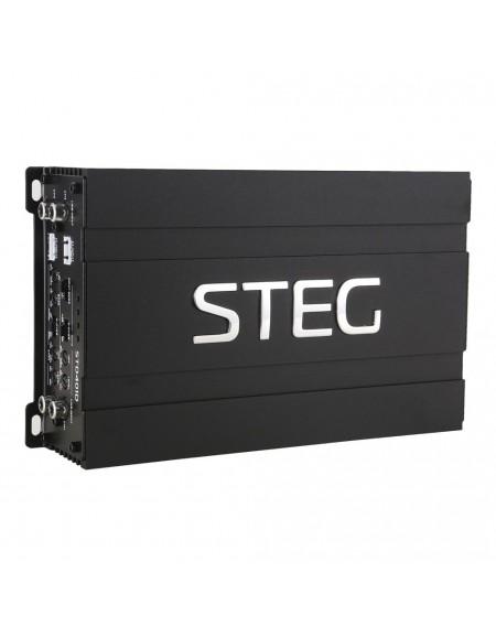 STEG Wzmacniacz 4 kanałowy  DST401D, STD401D