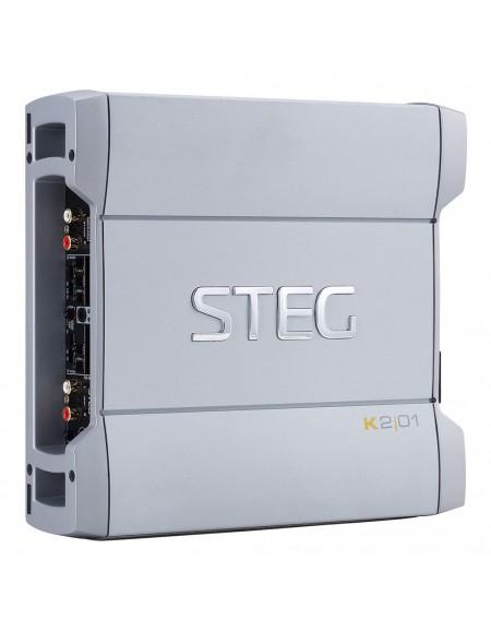 Wzmacniacz 2 kanałowy - STEG K2.01