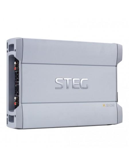 Wzmacniacz 2 kanałowy - STEG K2.02